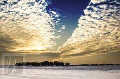 """Fawn Island Sunset"" | Lorraine Kraayenbrink"