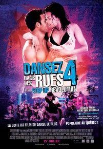 Affiche du film  Dansez dans les rues 4
