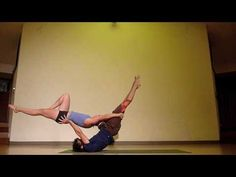 Amanda and I are practicing an acro yoga flow sequence created by YogaSlackers called the flow of many weapons. Watch daily for new acro yoga poses. Acro Yoga Poses, Partner Yoga Poses, Nocturne, Tantric Yoga, Yoga Flow Sequence, Yoga Pictures, Poses For Photos, Pranayama, Yoga Videos