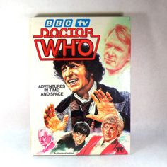 Doctor Who Adventures In Time And Space.  A brilliant compilation of comic strips from Dr Who annuals.