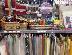 Awagami #washi spotted at #loft store in #osaka #craft #hobby #origami