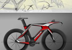 Some very beautiful bike designs, and some that make you go hmmm.