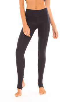 Lean Into It Stretch Legging Black
