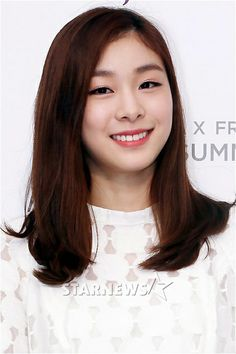 Queen YUNA KIM Kim Yuna, Olympic Champion, Grow Out, Korean Women, Hairstyles Haircuts, Sport Girl, Figure Skating, Asian Beauty, Skate