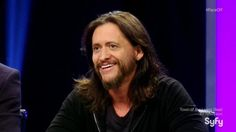 Clifton Collins Jr. (as seen on Face Off) | If Jesus was an awesome actor dude | via Twitter | #DudeLooksLikeJesus #DLLJ Clifton Collins Jr, That Look, Actors, Cat, Guys, Twitter, Awesome, Cat Breeds, Sons