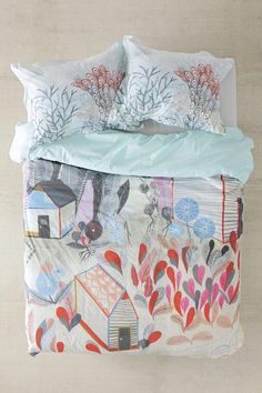 Betsy Walton Duvet Cover #urbanoutfitters