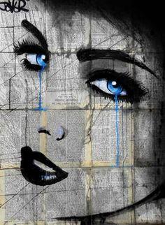 "Saatchi Art Artist Loui Jover; Drawing, ""whether"" #art"