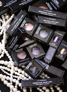 The MAC Heirloom Mix collection for fall 2014.