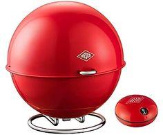 Panier et minuteur SUPERBALL - rouge
