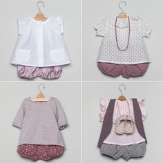 Qué monada!!! Irresistibles para los más pequeños!!! http://www.nicoli.es/tienda/bebe/looks/