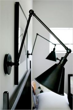 Wall Mounted Bedside Lamps - Foter