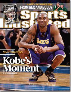 Kobe Bryant. Sports Illustrated.