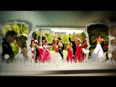 Wedding Pop Up Book After Effects Template - YouTube