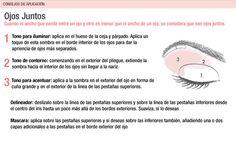 Mary Kay Nogales: Consejos para maquillar tus ojos - ojos juntos