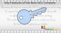 Key Features of The Best SEO Company
