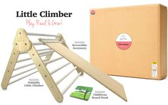 Little Climber — Lily & River