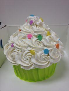 Too Cute Cupcake Cake