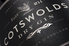 Working closely with Cotswolds Distillery and Breeze Creative we were able to create a Dry Gin label that reflects the ethos of the company as well as giving them a unique look. Best Gin, Dry Gin, Printing Labels, Wine And Spirits, Label Design, Distillery, Breeze, Prints, Color