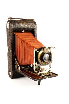 Vintage Kodak Camera Eastman Kodak 3-A by NostalgicWarehouse