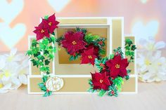 Festive Collection 2015 – Tattered Lace