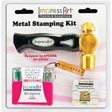 ImpressArt - Bridgette Lowercase Metal Stamping Kit