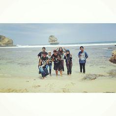 Pudak Beach , Blitar - East Java, Indonesia