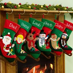 Love these even more!! Great Xmas idea for the family