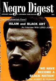 Negro Digest, January 1969