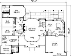 images about Floor Plans on Pinterest   Floor Plans  House       images about Floor Plans on Pinterest   Floor Plans  House plans and Florida House Plans