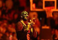 Lebron James - black mask