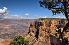 BlondeTravelGirl - Grand Canyon National Park, USA
