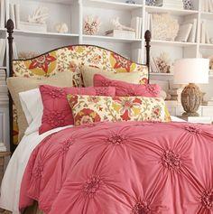 Спальни и постельные принадлежности