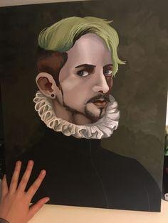 Jacksepticeye art project