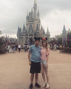 Experienced the Happiest Place on Earth with the one who makes me the happiest  by erinshappell