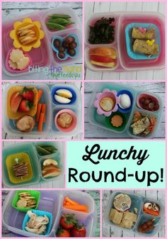 Tons of @EasyLunchboxes ideas for packing school lunches