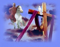 The King Is Coming, Jesus is coming back, christian eCard Revelation 19:11-16