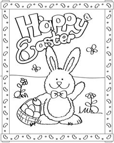printable easter bunny and easter bunny printables happy easter bunny printables easter bunny coloring pages and easter bunny free printables