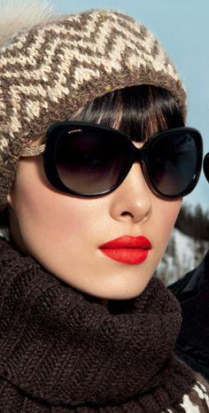 For the winter #eyeshades #eyewear #sunnies  Buy Similar Quality Eyewear from $6.95 from http://www.globaleyeglasses.com