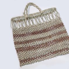 Town Hall, Straw Bag, Crochet Top, Objects, Bags, Women, Fashion, Handbags, Moda