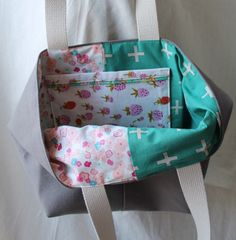 #BookTote #SterlingSewn SterlingSewn.Etsy.com