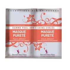 DouxGood - Secrets des fées - Masque Peel Off - Pureté équilibrant Masque  Contour Des Yeux ac52feebf85