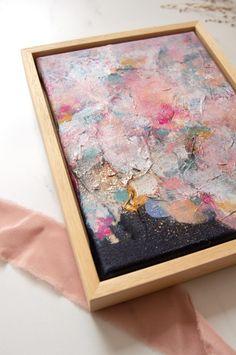 Esther Gemser Art | close up modern schilderij kunst Nude tinten warm pastel goud Close Up, Original Art, Pastel, Canvas, Painting, Collection, Decor, Kunst, Tela
