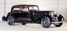 1935 Bentley 3½-Litre Sports Saloon  Chassis no. B35DK Engine no. T4BK