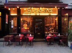 Das Café Gnosa in Hamburg