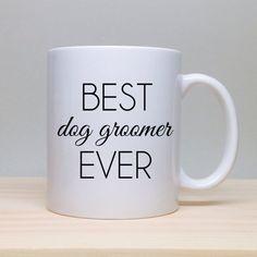 Dog Groomer Gift  Dog Groomer  Gift for Dog Groomer