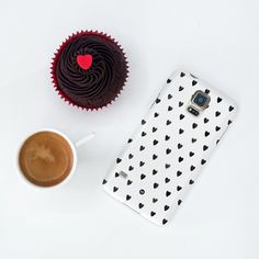 Black Hearts iPhone Cover by Madotta | This popular marble artwork is available for all iPhone models and some Samsung Galaxy S devices. Exclusive Design. Made in the UK. International shipping available. Stylish iPhone 7 Plus Cases  #madotta Click to see more designs at https://madotta.com/collections/all/?utm_term=caption+link&utm_medium=Social&utm_source=Pinterest&utm_campaign=IG+to+Pinterest+Auto