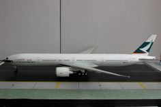 Cathay Pacific B777-300ER   JC Wings 1:200