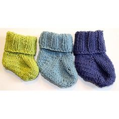 Sweet Cotton Baby Booties Knitting pattern by Stephanie Smith | Knitting Patterns | LoveKnitting