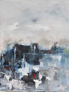 Abstract painting very smart