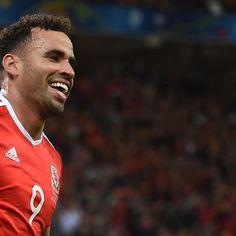 Burley: Robson-Kanu shining at Euro 2016